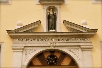 Nunnery of St Walpurga