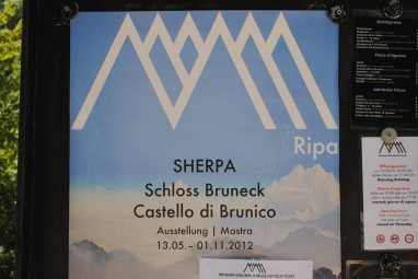 Sherpa, Messner Mountain Museum