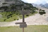 On no 11 from Capanna Alpina