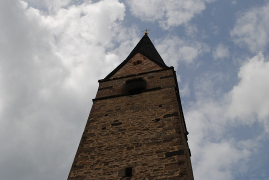 Kirche, Alte Wengen