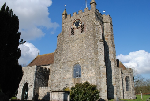 Church at Wye