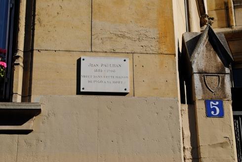 5 rue des Arènes