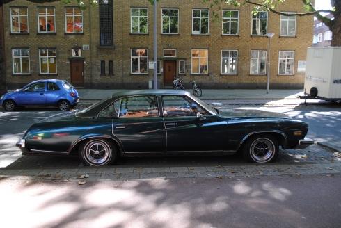 Madam's car