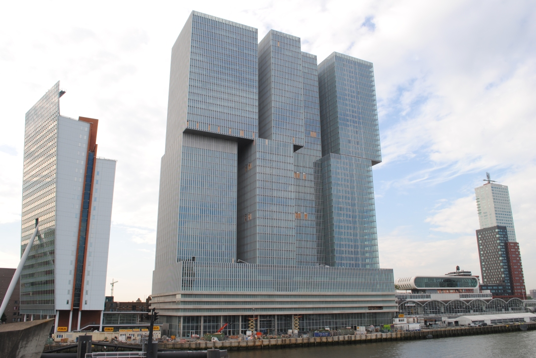 The Rotterdam by Rem Koolhaas