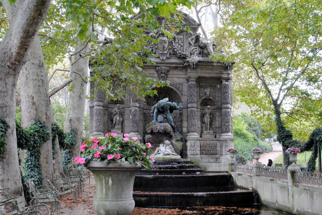 Fountain of Medicis, Parc du Luxembourg, Paris © 2013 Honoré Dupuis Photography