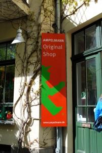 Ampelmann shop