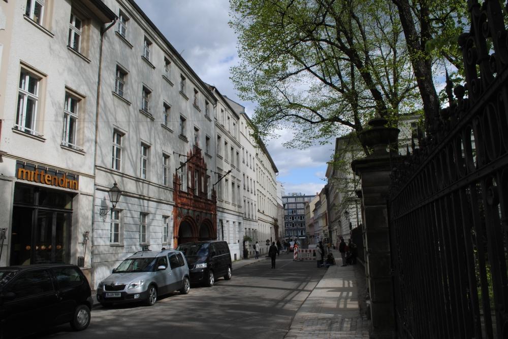 Sophienstraße, Berlin