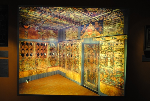 Traditional Wooden Wall Paintings