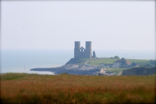 Reculver, from the North