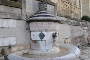 Fontaîne d'Orléans