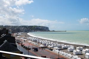 Mers-les-Bains: la plage
