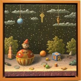 The Key-Hotel Capricorn, Robert D. Cocke, 2015, DSC_0117 (Courtesy Tucson Art Museum)